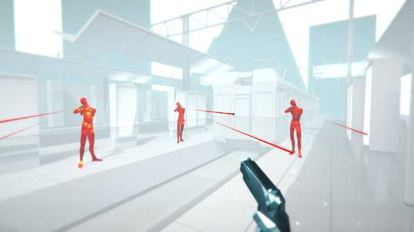 Screenshot SUPERHOT