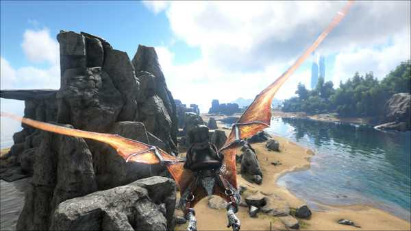 Screenshot ARK: Survival Evolved