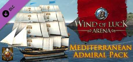 Wind of Luck: Arena - Mediterranean Admiral pack