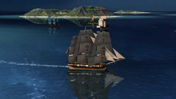Screenshot Wind of Luck: Arena - Mediterranean Admiral pack
