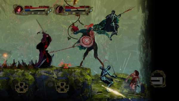 Screenshot Abyss Odyssey
