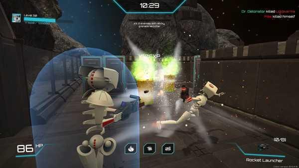 Screenshot Grenade Madness