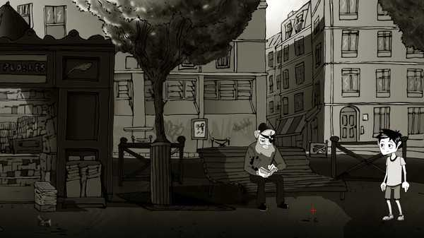 Screenshot Désiré