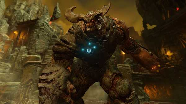 Screenshot DOOM