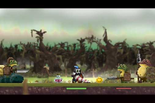 Screenshot Loot Hero DX