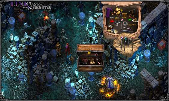 Screenshot Linkrealms