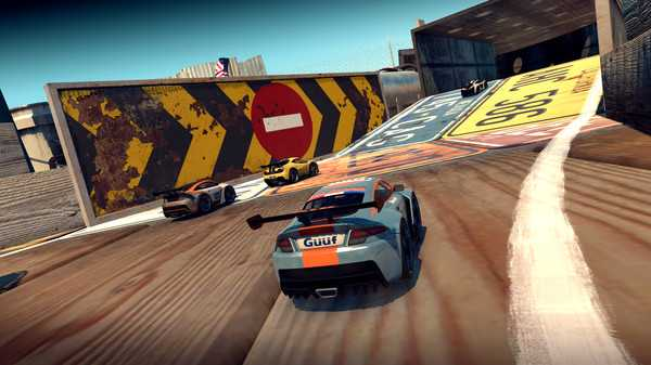Screenshot Table Top Racing: World Tour