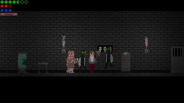 Screenshot The Haunting of Billy Classic
