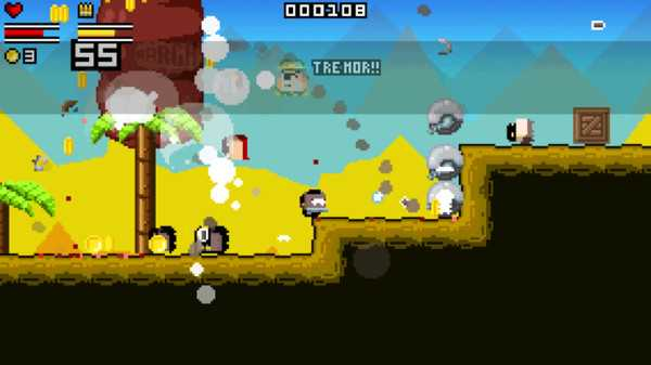 Screenshot Gunslugs