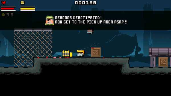 Screenshot Gunslugs