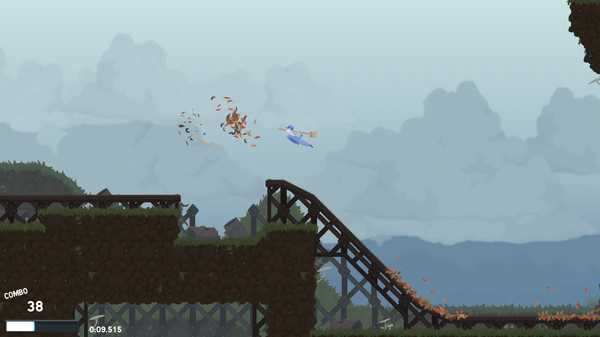 Screenshot Dustforce DX