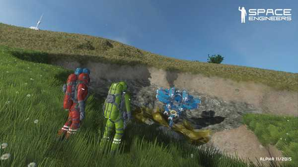 Screenshot Space Engineers