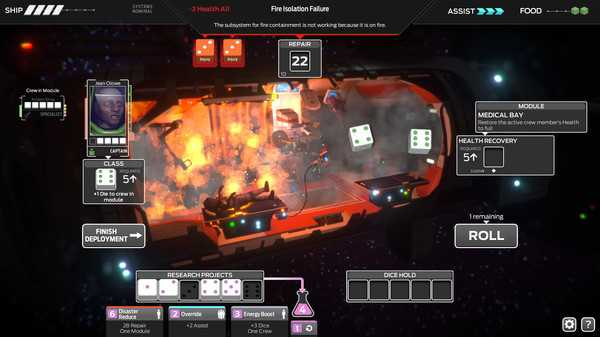 Screenshot Tharsis