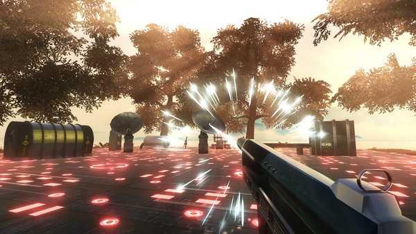 Screenshot Alpha Decay