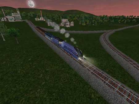 Screenshot Railroad Tycoon 3