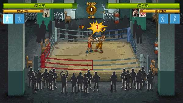 Screenshot Punch Club
