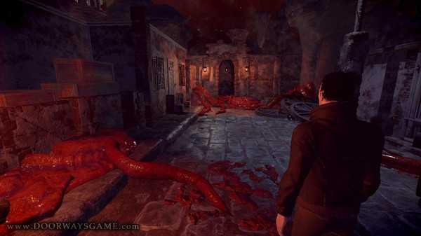 Screenshot Doorways: Holy Mountains of Flesh