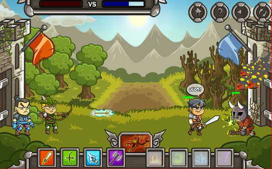 Screenshot Hero Quest: Tower Conflict