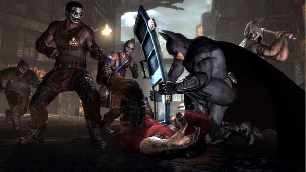 Screenshot Batman: Arkham City - Game of the Year Edition