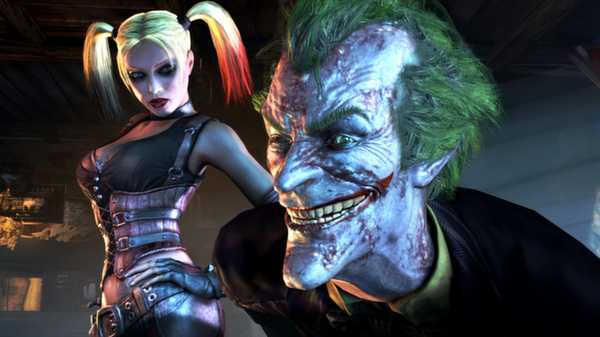 Screenshot Batman: Arkham City - Game of the Year Edition