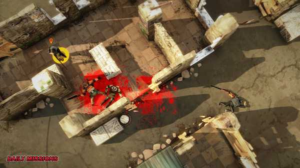 Screenshot TASTEE: Lethal Tactics