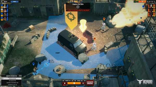 Screenshot TASTEE: Lethal Tactics
