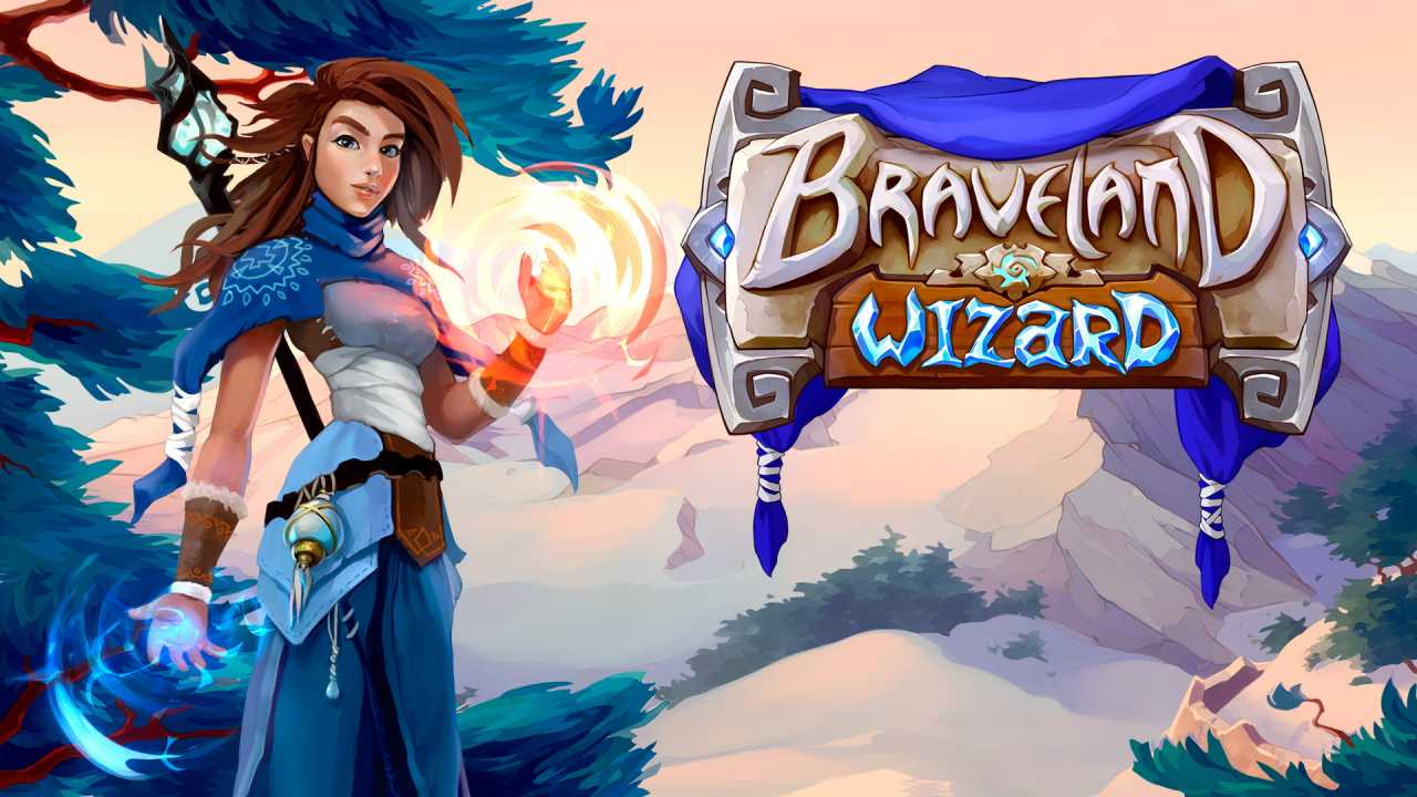 Screenshot Braveland Wizard