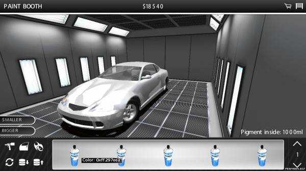 Screenshot Street Legal Racing: Redline
