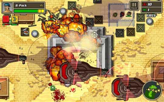Screenshot Kick Ass Commandos