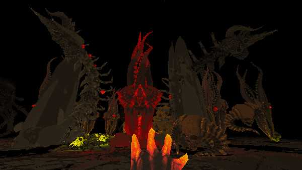 Screenshot Devil Daggers