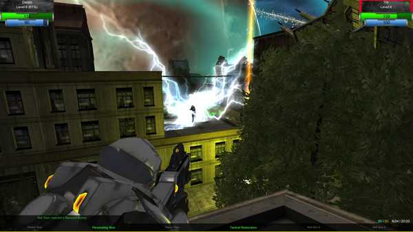 Screenshot CLASH