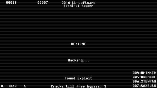 Screenshot Terminal Hacker - Payload DLC