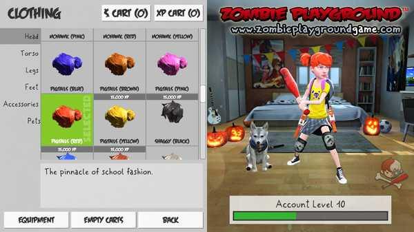 Screenshot Zombie Playground™