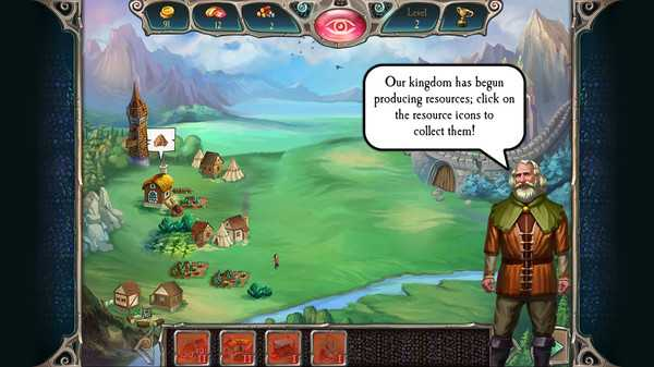 Screenshot Avalon Legends Solitaire 2