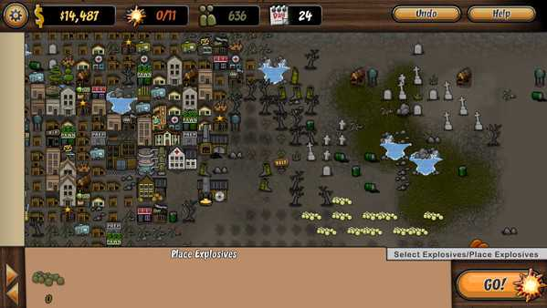Screenshot BoomTown! Deluxe