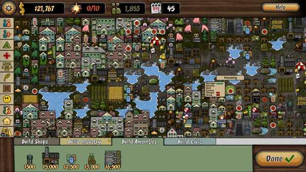 Screenshot BoomTown! Deluxe