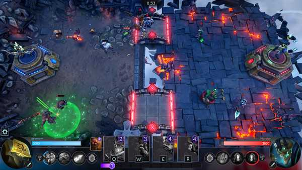 Screenshot Minion Masters