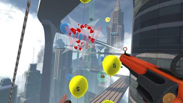 Screenshot Balloon Chair Death Match
