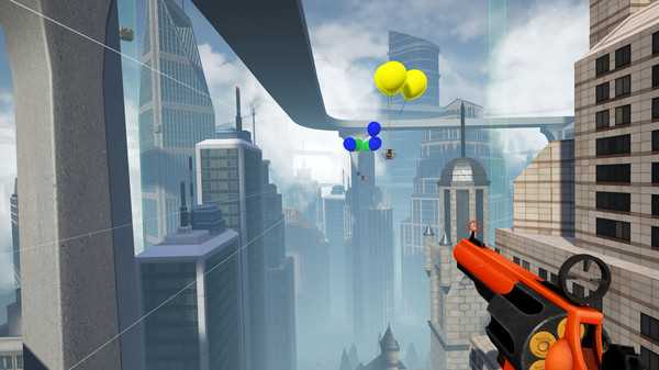 Screenshot Balloon Chair Death Match