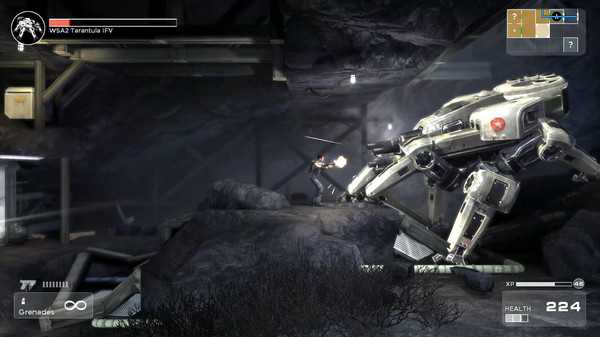 Screenshot Shadow Complex Remastered