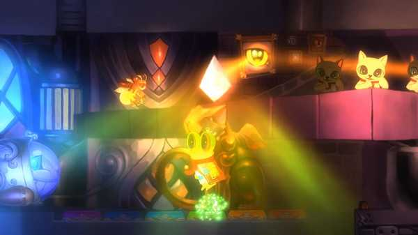 Screenshot Werther Quest
