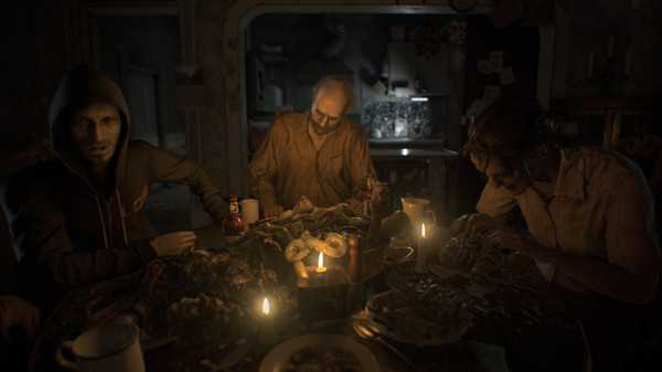 Screenshot RESIDENT EVIL 7 biohazard
