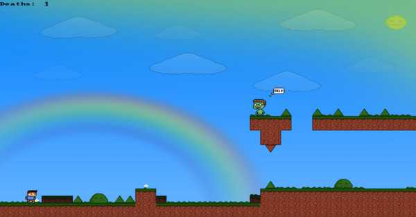 Screenshot EeOneGuy Adventure