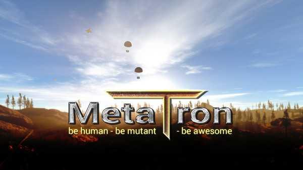 Screenshot MetaTron