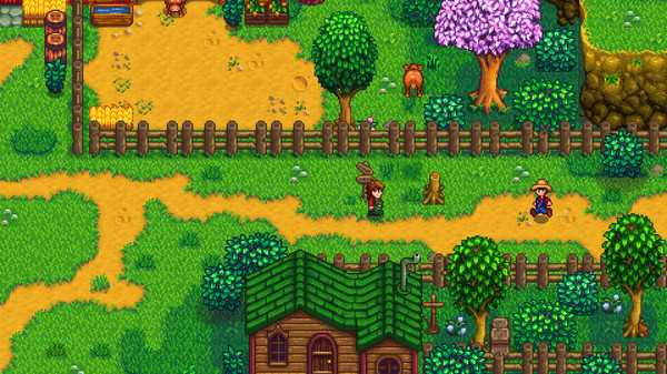 Screenshot Stardew Valley