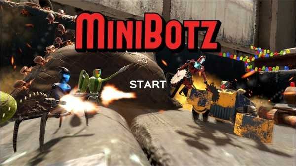 Screenshot MiniBotz