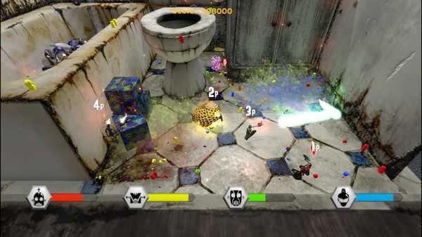 Screenshot MiniBotz