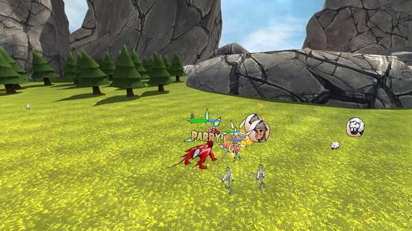 Screenshot Grim Dragons
