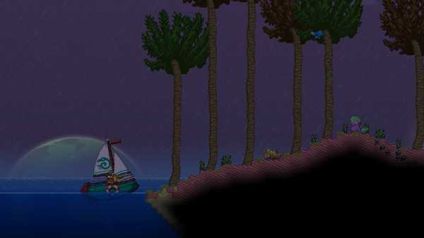Screenshot Starbound