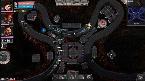 Screenshot Sentinels